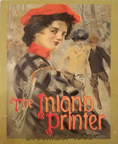 The Inland Printer (Ice Skaters)