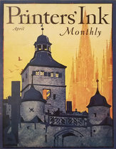 April - Printer's Ink Monthly