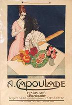 A. Capoulade Restaurant (carton)