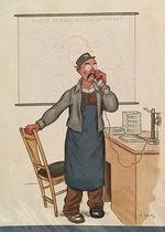 Nicolas (Nectar on the phone)