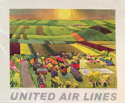 United Calendar Series - Midwest Spring