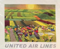 United Calendar Series - Midwest Spring