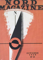 Nord Magazine (October 1928, orange)