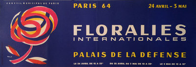 Foralies International Paris 64 Palais De La Defense (Small Horizontal Size)