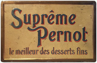 Supreme Pernot (Cookie Tin)