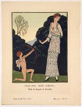 Tais Toi Mon Coeur (Gazette Du Bon Ton Page)