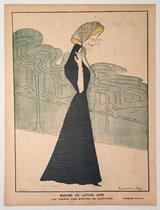 Le Rire Madame de Latude (Gyp)