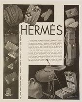 Magazine Ad- Hermes Sporting Goods