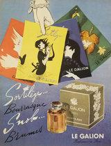 Magazine Ad- Le Galion
