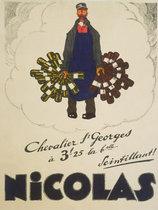 Magazine Ad- Nicolas Nectar