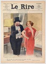 Le Rire (Inconscience,  Mars 1913)