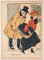 Le Rire (Mademoiselle, voulez-vous me permettre de vous offrir un elcair...)