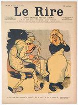 Le Rire (Ah, Mon Dieu, comment lui resister..., Mai 1899)