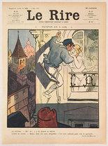 Le Rire (Propos en L'Air, Mai 1913)