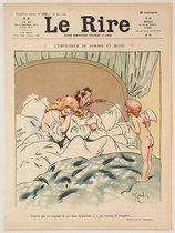Le Rire (L'Empecheur de Dormir en Rond, Mai 1913)