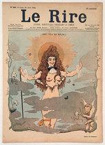 Le Rire (Ohe! V'la Le Soleil, Avril 1900)