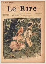 Le Rire (Plaisirs D'Ete, Juillet 1895)