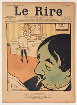 Le Rire (Perspective, Avril 1899)