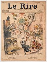 Le Rire (Air: Josephine elle est malade/ Novembre 1901)