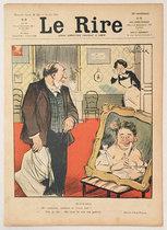 Le Rire (Beaux-Arts/ Mai 1903)