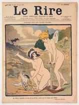 Le Rire (Allegorie pour les pauvres bougres, Juin 1901)