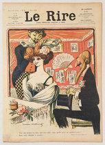 Le Rire (Vous qui m'avez vu dans tous mes roles, Mars 1903)