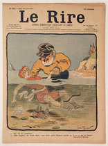 Le Rire (Oh! la, la! j'enfounce!/ Aout 1901)