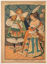 Le Rire (La Belles Dames, Madame de Sevigne)