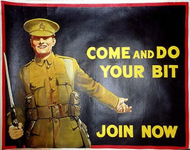Come and do your Bit Join Now