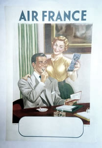 Air France - Couple Planning