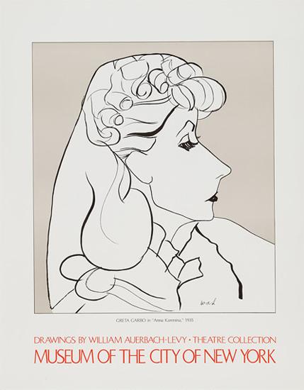 Museum of the City of New York Greta Garbo