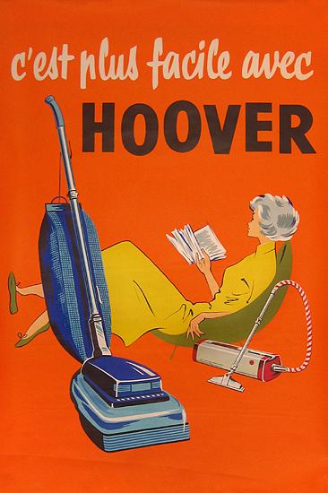 C'est Plus Facile Avec Hoover