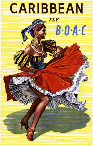 BOAC - Caribbean (Dancer)