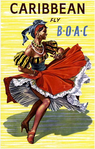 BOAC - Caribbean (Dancer)