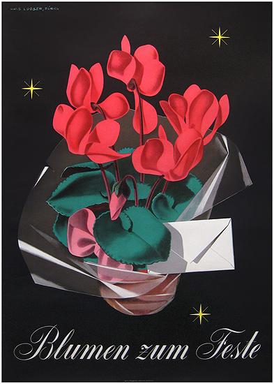 Blumen zum Feste