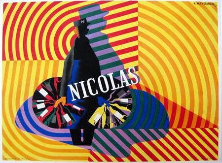 Nicolas (Small Horizontal)