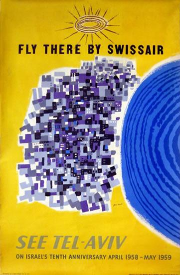 Swiss Air - Tel-Aviv