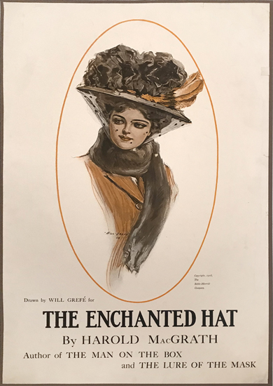 The Enchanted Hat by Harold MacGrath