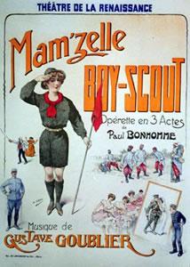 Mam'zelle Boyscout