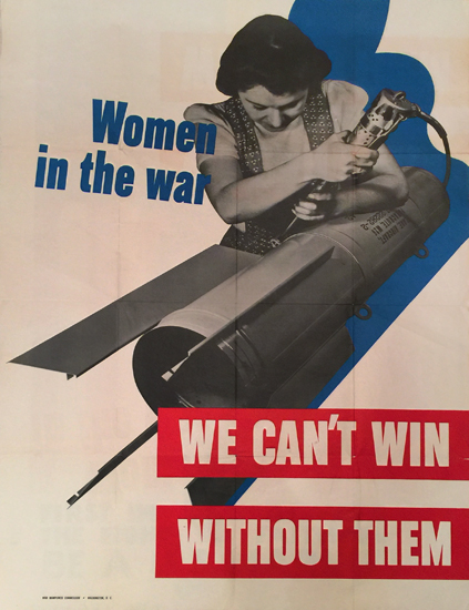 WOMEN IN THE WAR