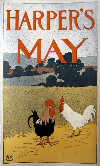 Harper's May (Chickens)