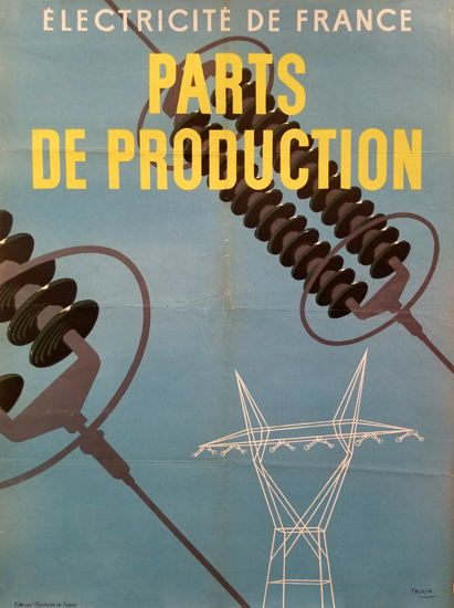 Electricte de France - Parts de Production (Emprunt)