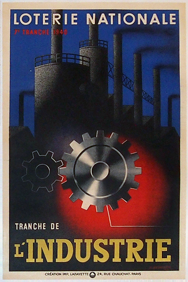 Loterie Nationale L'Industrie