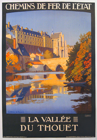 La Vallee du Thouet