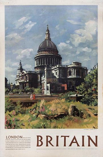Britain - London