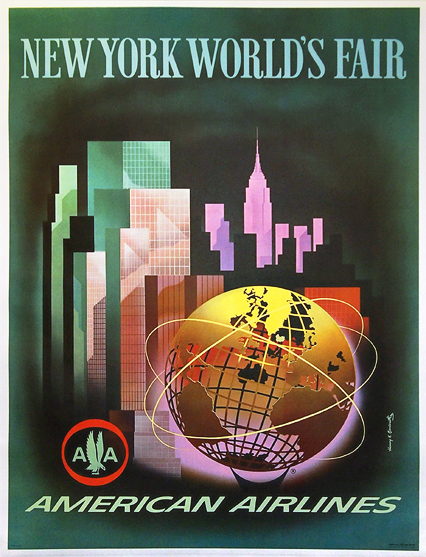 American Airlines 1964 New York World's Fair