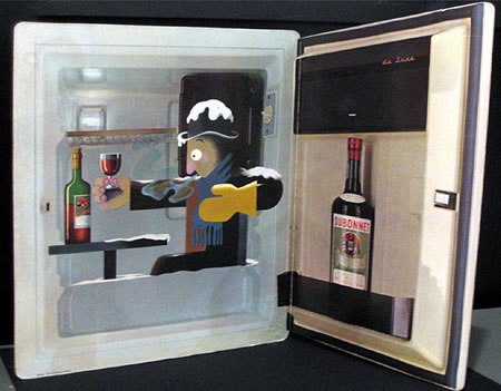 Dubonnet Fridge