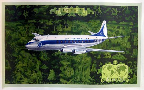Air France - Vickers