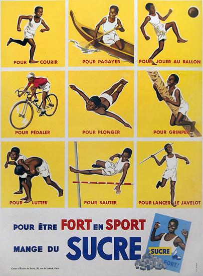 Sucre (Fort en Sport)