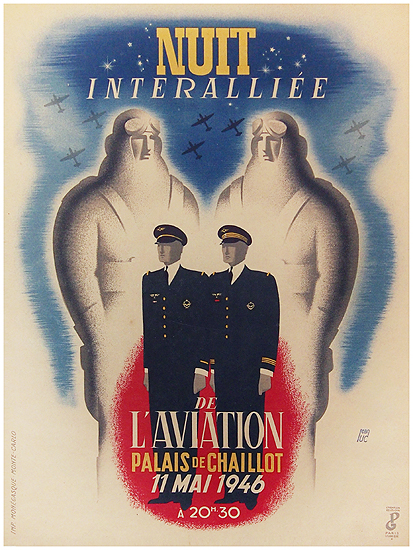 Nuit Interalliee - L'Aviation